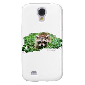 Ojatro Raccoon Kit 01 Samsung Galaxy S4 Covers