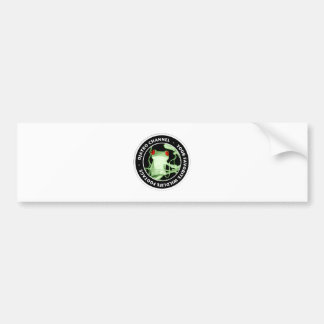 Ojatro Tree Frog Bumper Sticker