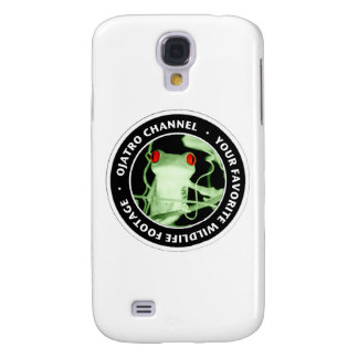 Ojatro Tree Frog Galaxy S4 Cover