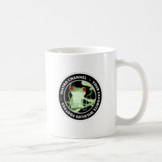 Ojatro Tree Frog Mugs