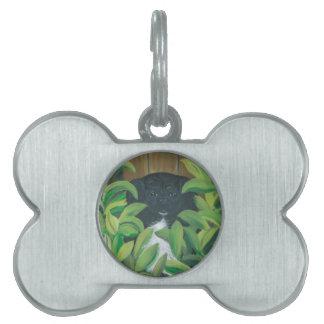 Ojeada-UNo-Peke Stuffe Placas Mascota