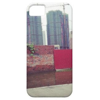 Ojeadas de la ciudad iPhone 5 fundas