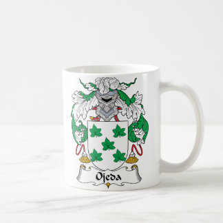 Ojeda Family Crest Mug