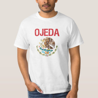 Ojeda Surname T-Shirt