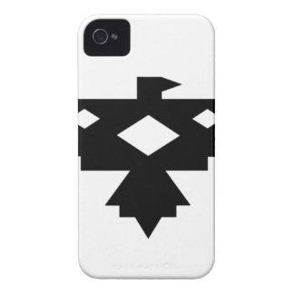 Ojibwa Thunderbird iPhone 4 Case-Mate Carcasa