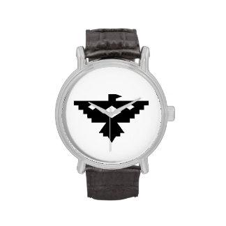 Ojibwa Thunderbird Wrist Watches