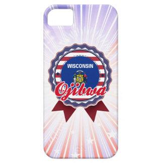 Ojibwa WI iPhone 5 Case-Mate Coberturas