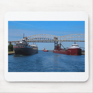 Ojibway, CSS Assinboine, Hon James Oberstar Mouse Pad