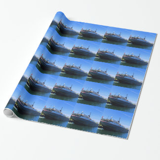 Ojibway II Wrapping Paper