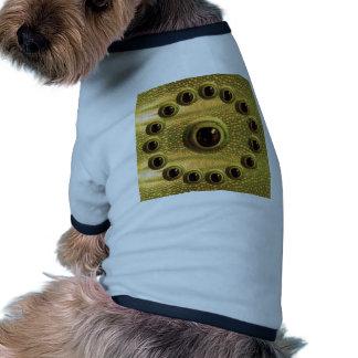 Ojo agudo de la cámara de la definición del HD del Camiseta Con Mangas Para Perro