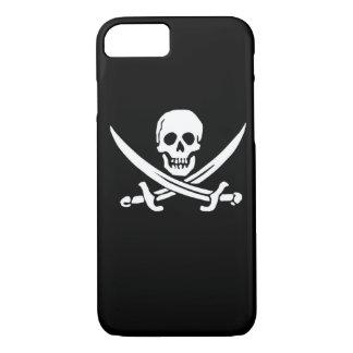 Ojo alegre del barco de la nave de la bandera de funda iPhone 7