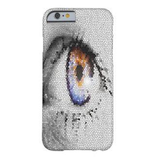 Ojo Aston abstracto impresionante de la bola de Funda De iPhone 6 Barely There