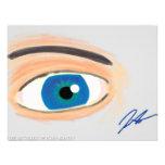 ojo azul comunicados