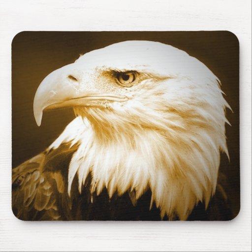 Ojo calvo de American Eagle Tapetes De Ratones