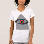 Ojo de Badass Camiseta