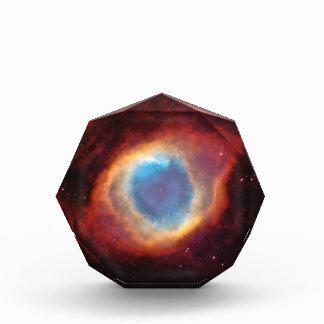 Ojo de cósmico estelar de la nebulosa de la hélice