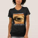 Ojo de Davinci Camisetas