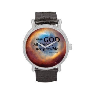 Ojo de dios relojes