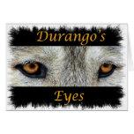 Ojo de Durango (RASGÓN) Felicitación