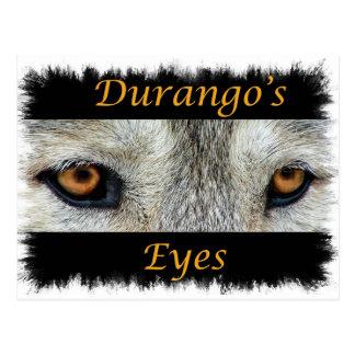 Ojo de Durango (RASGÓN) Tarjetas Postales