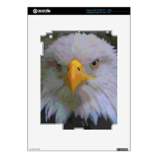 Ojo de Eagle Calcomanía Para El iPad 2