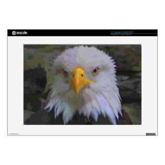 Ojo de Eagle Calcomanías Para Portátiles