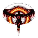 Ojo de Eagle Decoraciones De Tartas