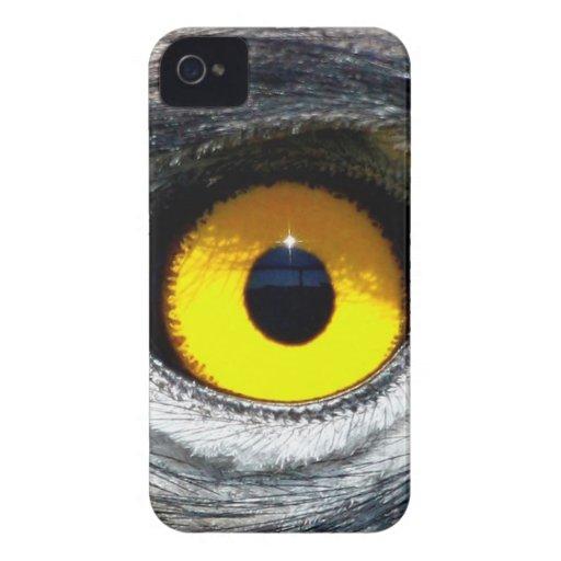 Ojo de Eagle iPhone 4 Case-Mate Cobertura