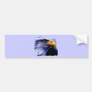 Ojo de Eagle Pegatina Para Auto