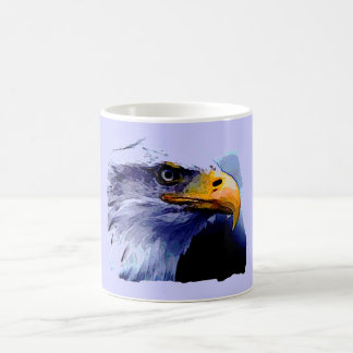 Ojo de Eagle Tazas De Café
