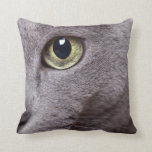 Ojo de gato almohadas
