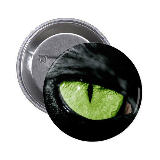 Ojo de gato pin redondo 5 cm