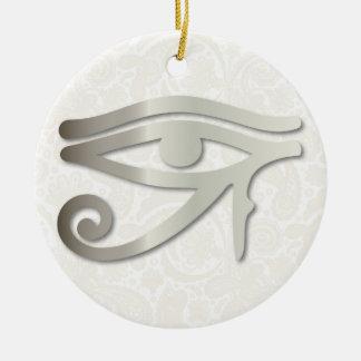 Ojo de Horus - #2 - plata 1 - ornamento Adornos