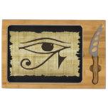Ojo de Horus, arte antiguo 4 de Wadjet del egipcio