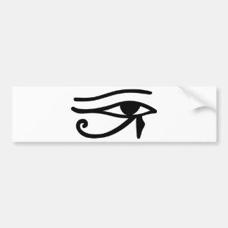 Ojo de Horus Pegatina Para Coche
