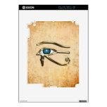 Ojo de Horus Calcomanías Para iPad 2