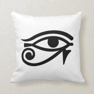Ojo de Horus Cojín