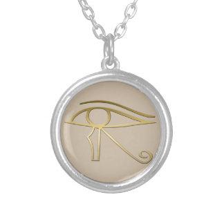 Ojo de Horus Pendientes