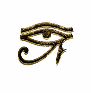 Ojo de Horus Escultura Fotográfica