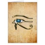 Ojo de Horus Felicitación