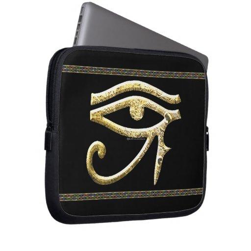 Ojo de Horus Funda Computadora