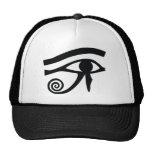Ojo de Horus jeroglífico Gorras De Camionero