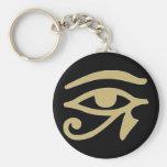 Ojo de Horus Llavero