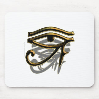 Ojo de Horus Mousepad Tapetes De Raton