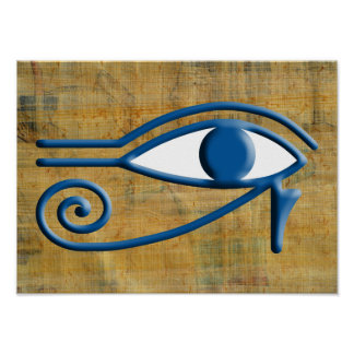 Ojo de Horus Impresiones