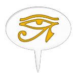 Ojo de Horus Palillos De Tarta