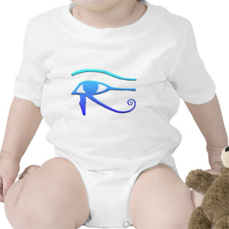 Ojo de Horus Traje De Bebé