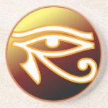 Ojo de Horus Posavasos Manualidades