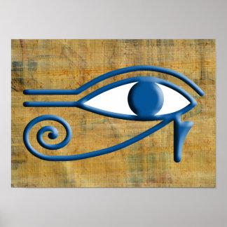 Ojo de Horus Póster