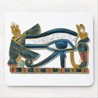 Ojo de Horus Alfombrillas De Raton